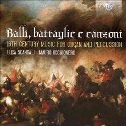 Mauro Occhionero - Balli, Battaglie E Canzoni