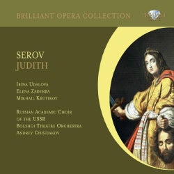 Bolshoi Theatre Orchestra - Serov: Judith