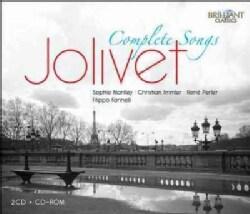 Sophie Marilley - Jolivet: Complete Songs