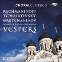 Russian State Symphony Capella - Vespers, Liturgy of St. John Chrysostom