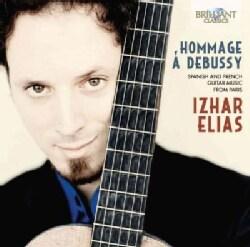 Izhar Elias - Debussy: Hommage a Debussy