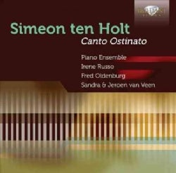 Piano Ensemble - Ten Holt: Canto Ostinato