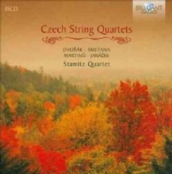 Various - Czech String Quartets