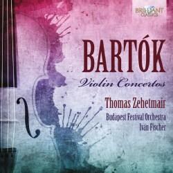 Budapest Festival Orchestra - Bartok: Violin Concertos