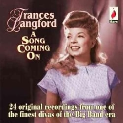 Frances Langford - Song Coming On