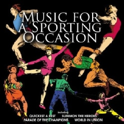 MUSIC FOR A SPORTING OCCASION - MUSIC FOR A SPORTING OCCASION
