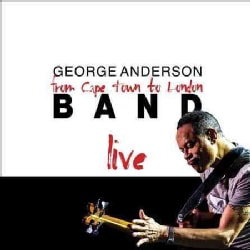 George Anderson - Cape Town to London: Live