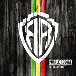 Radio Riddler - Purple Reggae