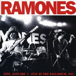 Ramones - Live January 7, 1978 At the Palladium NYC