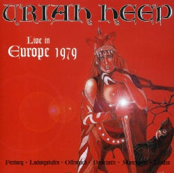 Uriah Heep - Live in Europe