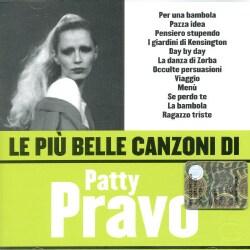 Patty Pravo - Le Piu' Belle Canzoni Di Patty Pravo