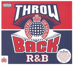 MINISTRY OF SOUND: THROWBACK R&B / VARIOUS - MINISTRY OF SOUND: THROWBACK R&B / VARIOUS