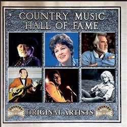 VARIOUS ARTIST - COUNTRY MUSIC HALL OF FAME