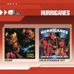 HURRIGANES - LIVE IN STOCKHOLM 1977 + ROCKIN