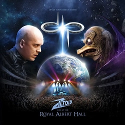 DEVIN PROJECT TOWNSEND - DEVIN TOWNSEND PRESENTS: ZILTOID LIVE AT THE ROYAL