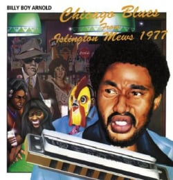 Billy Boy Arnold - Chicago Blues from Islington Mews: 1977