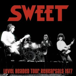Sweet - Sweet: Level Headed Tour Rehearsals: 1977