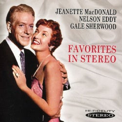 Gale Sherwood - Favorites in Stereo