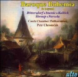 Czech Chamber Philharmonic Orchestra - Baroque Bohemia & Beyond Vol 5