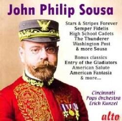 Cincinnati Pops Orchestra - Sousa: Marches, Polkas & Americana