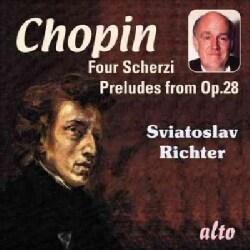 Frederic Chopin - Chopin: Four Scherzi; Preludes