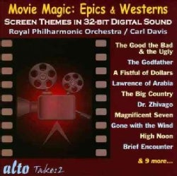 Carl Davis - Davis: Movie Magic: Epics & Westerns