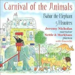 Nettle & Markham Piano Duo - Saint-Saens: Carnival of the Animals