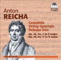 Anton Reicha - Reicha: Complete String Quartets, Vol. 1