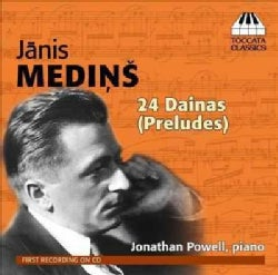 Janis Medins - Medins: 24 Dainas