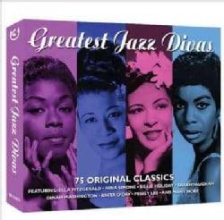 Various - Greatest Jazz Divas
