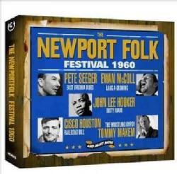 Various - Newport Fold Festival 1960
