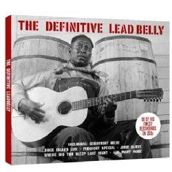 Leadbelly - Definitive
