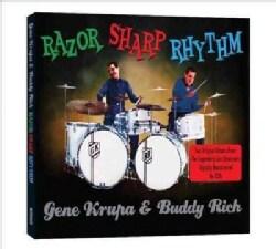 Gene Krupa - Razor Sharp Rhythm