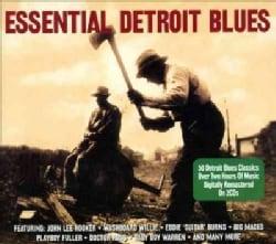 Various - Essential Detroit Blues