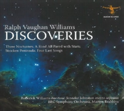 Roderick Williams - Vaughan Williams: Discoveries