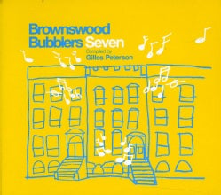 Gilles Peterson - Brownswood Bubblers Vol. 7