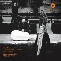 Gringolts Quartet - Brahms: Complete String Quartets/Piano Quintet