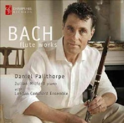London Conchord Ensemble - Bach: Flute Works