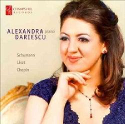 Alexandra Dariescu - Schumann, Liszt, Chopin for Solo Piano