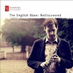 Various - English Oboe: Rediscovered