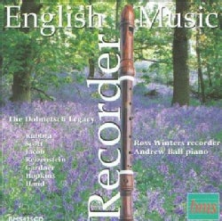 Ross Winters - English Recorder Music