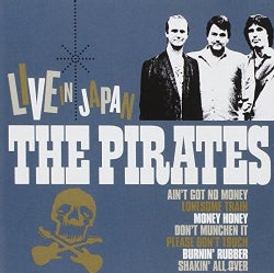 PIRATES - LIVE IN JAPAN