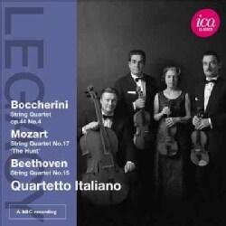 Various - Legacy: Quarteto Italiano