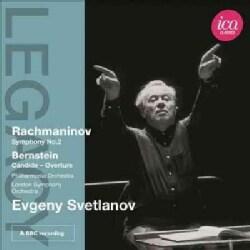 London Symphony Orchestra - Rachmaninov/Bernstein: Legacy: Evgeny Svetlanov