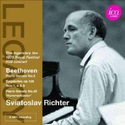 Sviatoslav Richter - Beethoven: 1975 Royal Festival Hall Recital