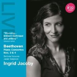 Ingrid Jacoby - Beethoven Piano Concertos