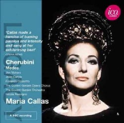 Luigi Cherubini - Legacy: Maria Callas: Cherubini: Medea