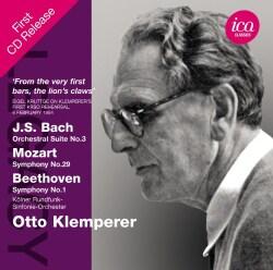 Otto Klemperer - Bach/Mozart/Beethoven: Otto Klemperer