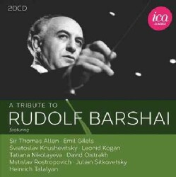 Rudolf Barshai - A Tribute to Rudolf Barshai