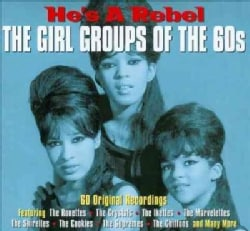Various - He's So Fine Girl Groups Of The 60's